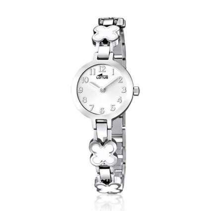 Reloj Lotus de niña acero Comunión - 15828/1