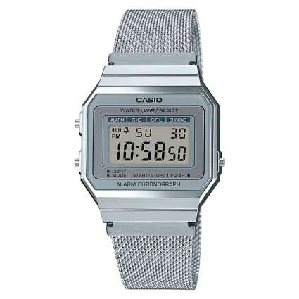 Reloj Casio Collection Digital A700WEM-7AEF Classic Edgy