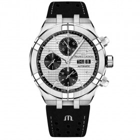 Reloj hombre Maurice Lacroix AIKON Chronograph 44mm AI6038-SS001-132-1