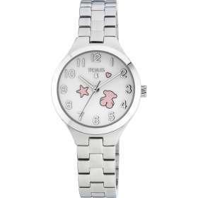 Reloj Muffin de acero TOUS 700350045