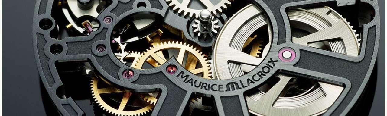 Maurice Lacroix ® Relojes Distribuidor autorizado - Envío en 24 horas