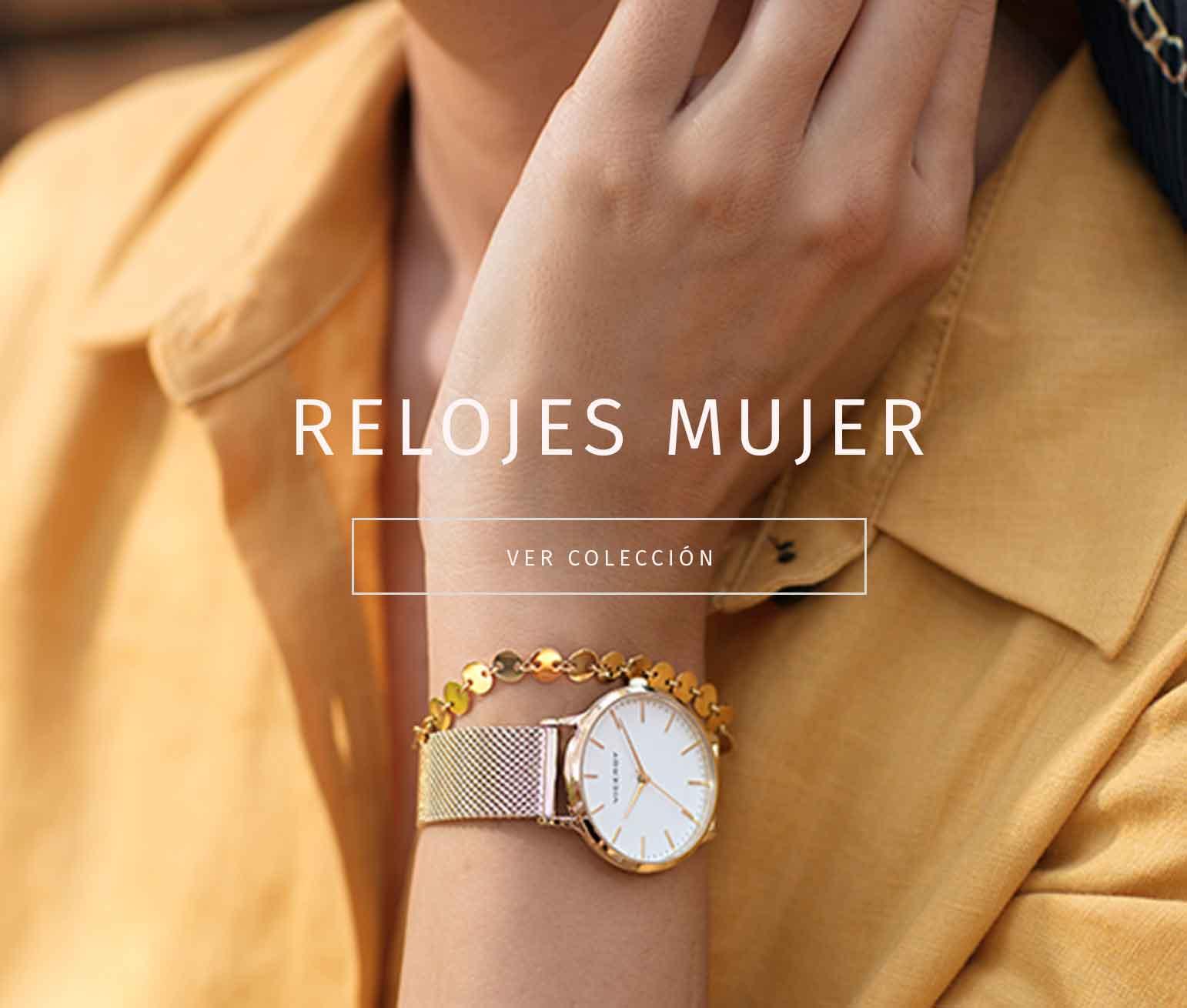Comprar reloj barato mujer